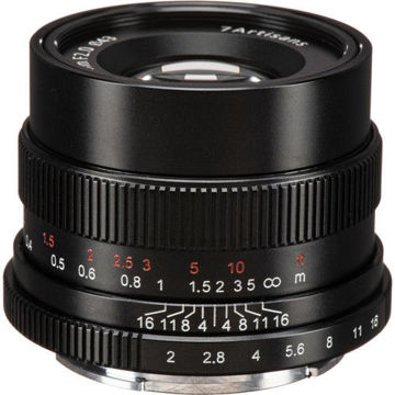7artisans Photoelectric 35mm f/2 Lens for Canon EF-M price in india features reviews specs