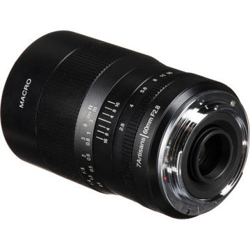 7artisans Photoelectric 60mm f/2.8 Macro Lens for Canon EF  price in india features reviews specs