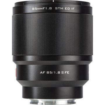 Viltrox AF 85mm f/1.8 FE II Lens for Sony E price in india features reviews specs