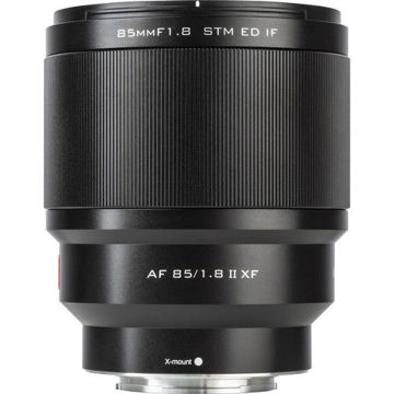 Viltrox AF 85mm f/1.8 XF II Lens for FUJIFILM X price in india features reviews specs