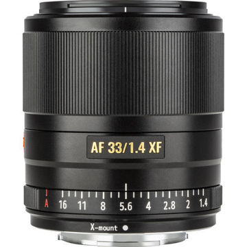 Viltrox AF 33mm f/1.4 XF Lens for FUJIFILM X price in india features reviews specs