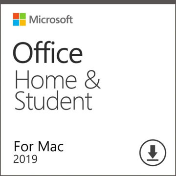 Microsoft Office Home and Student 2019 for 1 MAC | Lifetime Updates