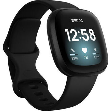 Buy Fitbit Versa 3 GPS Smartwatch Online in India at Lowest Prices