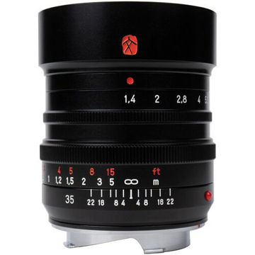 7artisans Photoelectric M35mm f/1.4 Lens for Leica M in india features reviews specs
