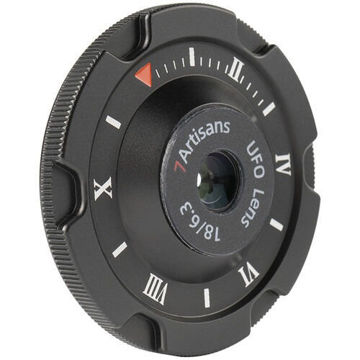 7artisans Photoelectric 18mm f/6.3 UFO Lens for FUJIFILM X in india features reviews specs