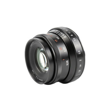 7artisans 35mm f/1.2 II Lens for  Sony E in india features reviews specs