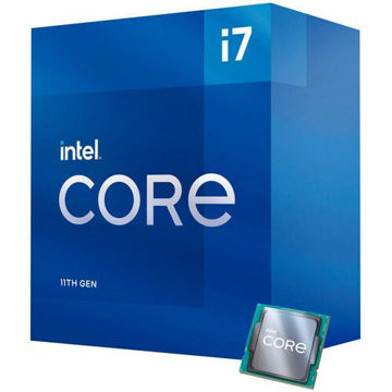 Intel Core i7-11700 2.5 GHz Eight-Core LGA 1200 Processor price in india features reviews specs