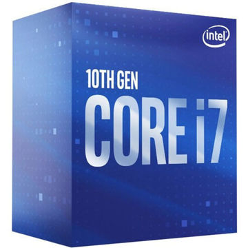 Intel Core i7-10700 2.9 GHz Eight-Core LGA 1200 Processor price in india features reviews specs