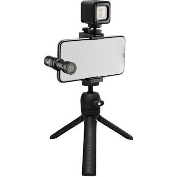 buy Rode Vlogger Kit iOS Edition Filmmaking Kit for Mobile Devices with Lightning Ports in India imastudent.com