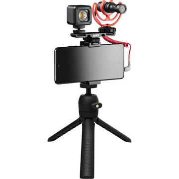 buy Rode Vlogger Kit Universal Filmmaking Kit for Smartphones with 3.5mm Ports in India imastudent.com