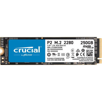 buy Crucial 250GB P2 NVMe PCIe M.2 Internal SSD in India imastudent.com