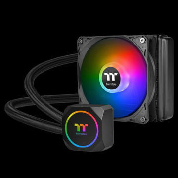 Thermaltake TH120 ARGB Sync AIO Liquid Cooler - CL-W285-PL12SW-A price in india features reviews specs