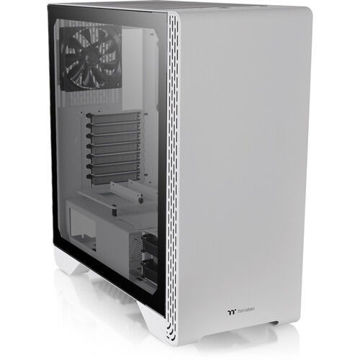Thermaltake S300 Tempered Glass Mid-Tower Case price in india features reviews specs