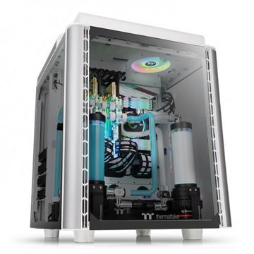 Thermaltake Level 20 HT  Tempered Glass Full Tower Chassis price in india features reviews specs