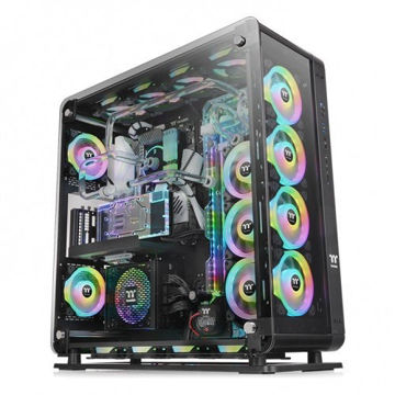 Thermaltake Core P8 Tempered Glass Full Tower Chassis price in india features reviews specs