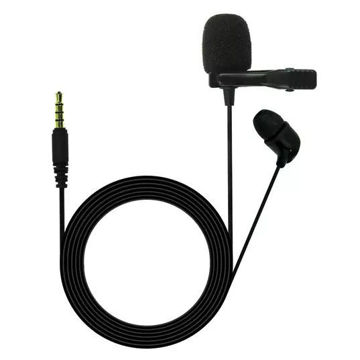 JBL Lavalier Microphone with Earphone - JBLCSLM20 price in india features reviews specs