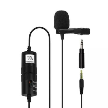 JBL Battery-Powered Lavalier Microphone - JBLCSLM20B price in india features reviews specs