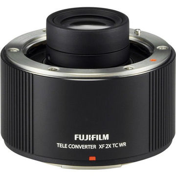 FUJIFILM XF 2x TC WR Teleconverter price in india features reviews specs