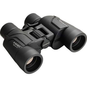 buy Olympus 8-16x40 Explorer S Series Zoom Binoculars (Black) in India imastudent.com
