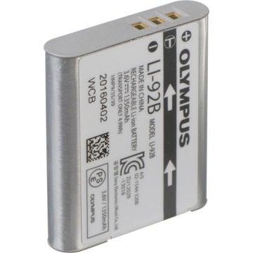 buy Olympus LI-92B Rechargeable Lithium-Ion Battery (3.6V, 1350mAh) in India imastudent.com