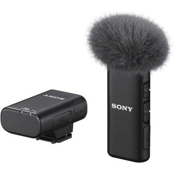 Buy Sony ECM-W2BT Camera-Mount Digital Bluetooth Wireless Microphone System for Sony Cameras Online in India at Lowest Prices