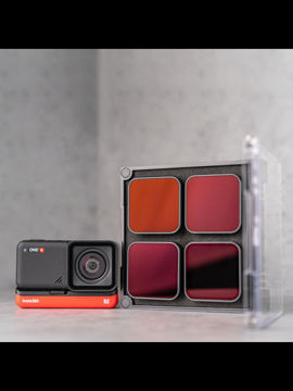 buy Insta360 ONE R Standard Day ND Filter Kit in India imastudent.com