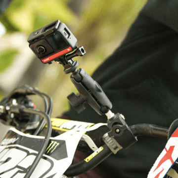 buy Insta360 Motorcycle Mount Bundle for ONE X2/ONE R/GO 2 in India imastudent.com