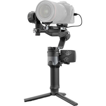 Zhiyun-Tech WEEBILL-2 3-Axis Gimbal Stabilizer with Rotating Touchscreen in india features reviews specs