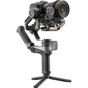 Zhiyun-Tech WEEBILL-2 Pro Kit with Transmitter, Servo, Sling Grip & Fabric Case in india features reviews specs