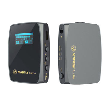 Mirfak Audio WE10 WIRELESS MICROPHONE SYSTEM Online in India at Lowest Price