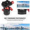 SmallRig 3034 Aluminum Panoramic Ball Head with Quick Release Plate price in india features reviews specs