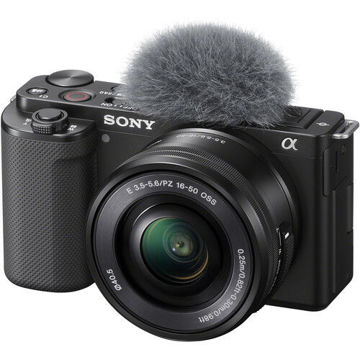 Sony ZV-E10 Mirrorless Camera with 16-50mm Lens in india features reviews specs