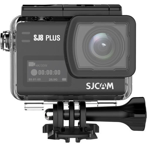 SJCAM SJ8 Plus 4K Action Camera (Black)  price in india features reviews specs