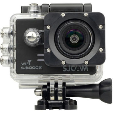 SJCAM SJ5000X Elite 4K Action Camera (Black) price in india features reviews specs
