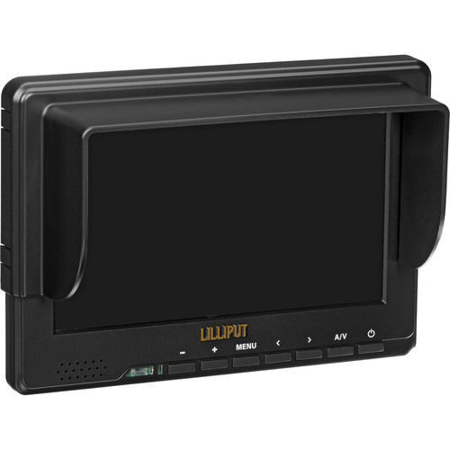 buy Lilliput 667GL70NP/H/Y On-Camera Video Monitor in India imastudent.com