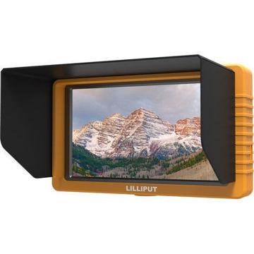 """buy Lilliput Q5 5.5"""" Full HD On-Camera Monitor in India imastudent.com"""