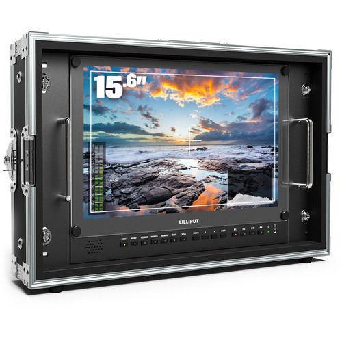buy Lilliput BM150-4KS Carry-On 4K Broadcast Monitor (Gold Mount) in India imastudent.com