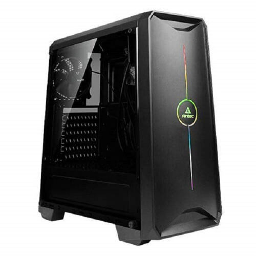 ANTEC NX200 TEMPERED SIDE PANEL 1 X 120MM REAR PREINSTALLED FAN RGB CASE  price in india features reviews specs