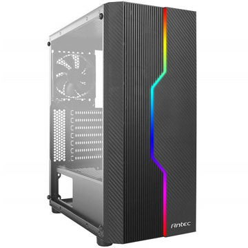 ANTEC NX230 TRANSPARENT SIDE PANEL price in india features reviews specs