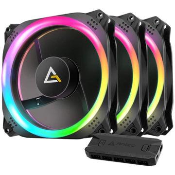 ANTEC PRIZM 120 ARGB 3+2+C COOLER price in india features reviews specs