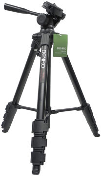 Benro Digital Tripod Kit T660EX in india features reviews specs