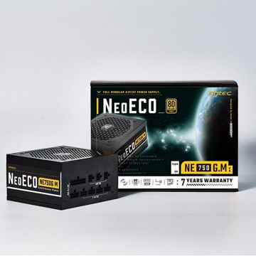 ANTEC NEO ECO 750 80+ GOLD CERTIFIED 750 WATT FULLY MODULAR POWER SUPPLY price in india features reviews specs
