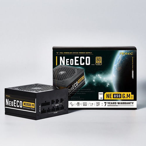 ANTEC NEO ECO 850 80+ GOLD CERTIFIED 850 WATT  FULLY MODULAR POWER SUPPLY price in india features reviews specs