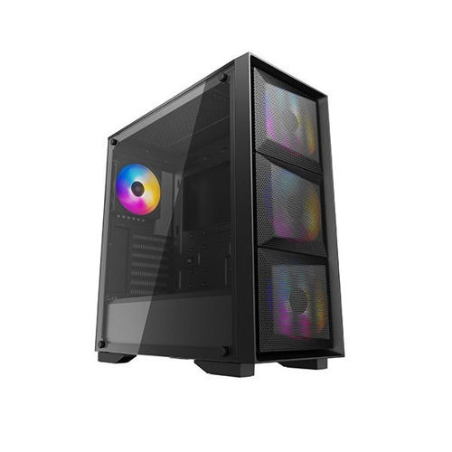 DEEPCOOL MATREXX 50 MESH 4FS TEMPERED SIDE PANEL price in india features reviews specs