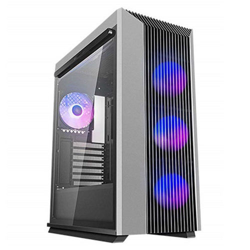 DEEPCOOL CL500 AP TEMPERED GLASS 4F RGB MID TOWER CASE price in india features reviews specs