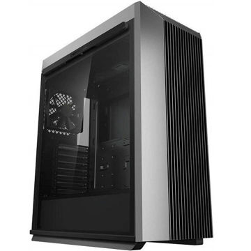 DEEPCOOL CL500 TEMPERED GLASS MID TOWER CASE -TYPE C price in india features reviews specs