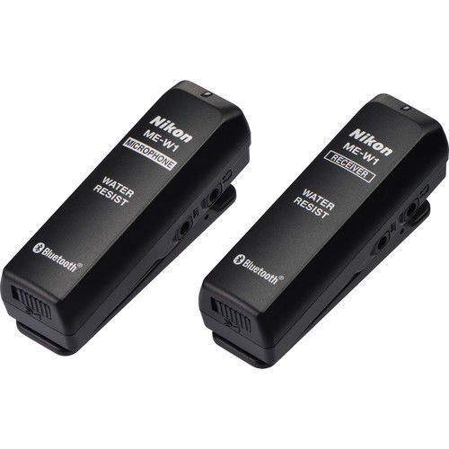 Nikon ME-W1 Wireless Microphone Set in india features reviews specs