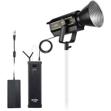 Godox VL300 Led Flash price in india features reviews specs