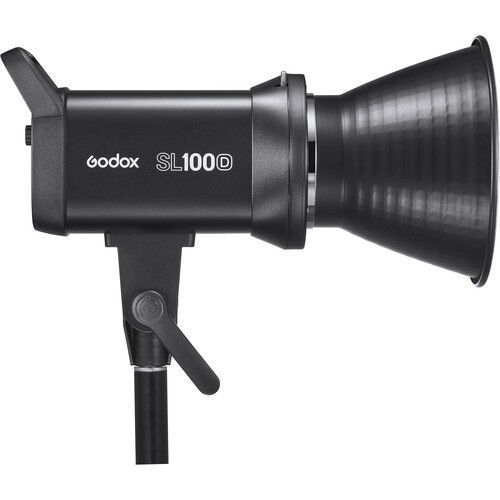 Godox SL100D Led Flash price in india features reviews specs