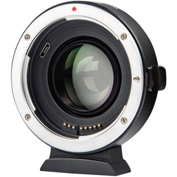 Viltrox EF-FX2 0.71x Lens Mount Adapter for Canon EF-Mount Lens to FUJIFILM X-Mount Camera price in india features reviews specs